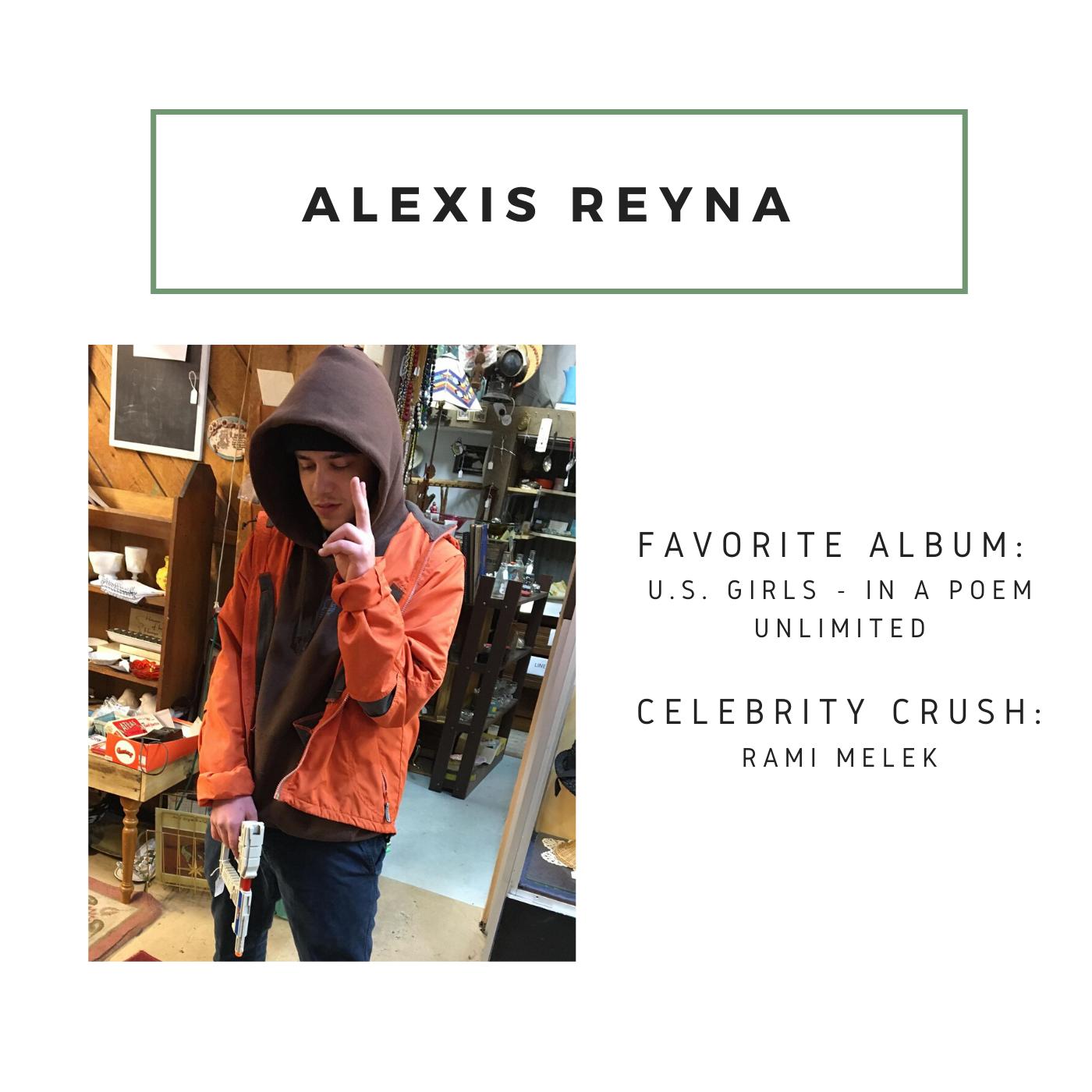 Alexis Reyna