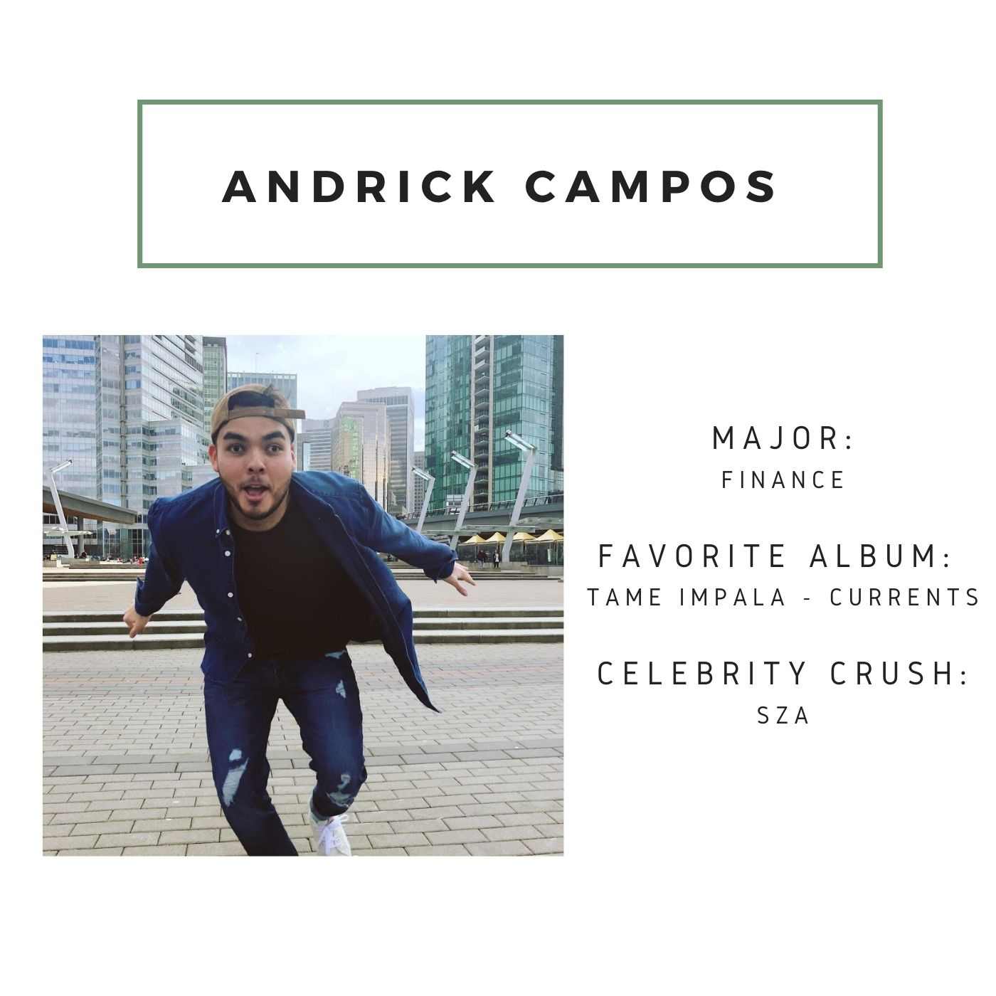 Andrick Campos
