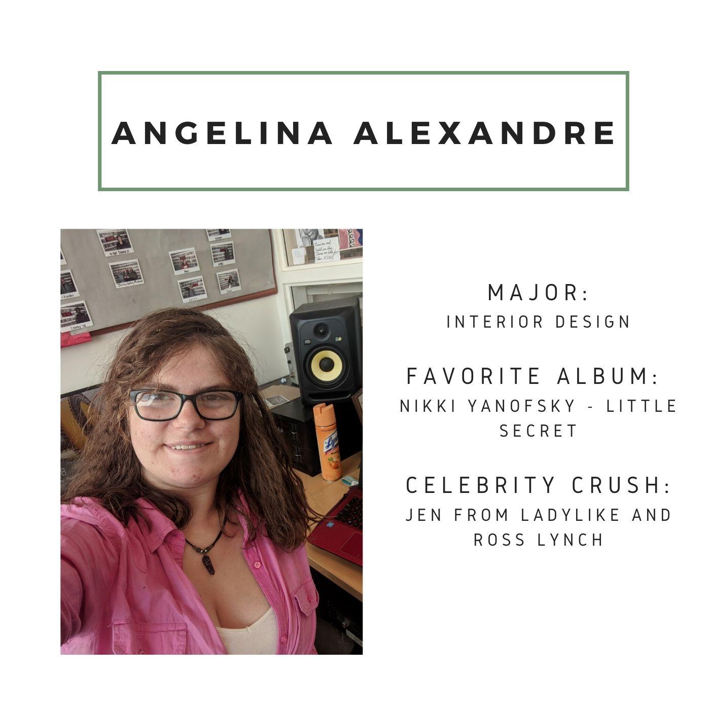 Angelina Alexandre
