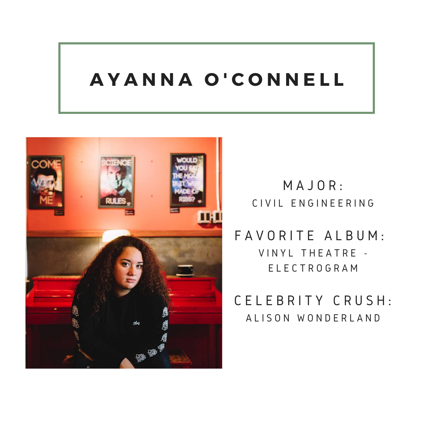Ayanna O'Connell