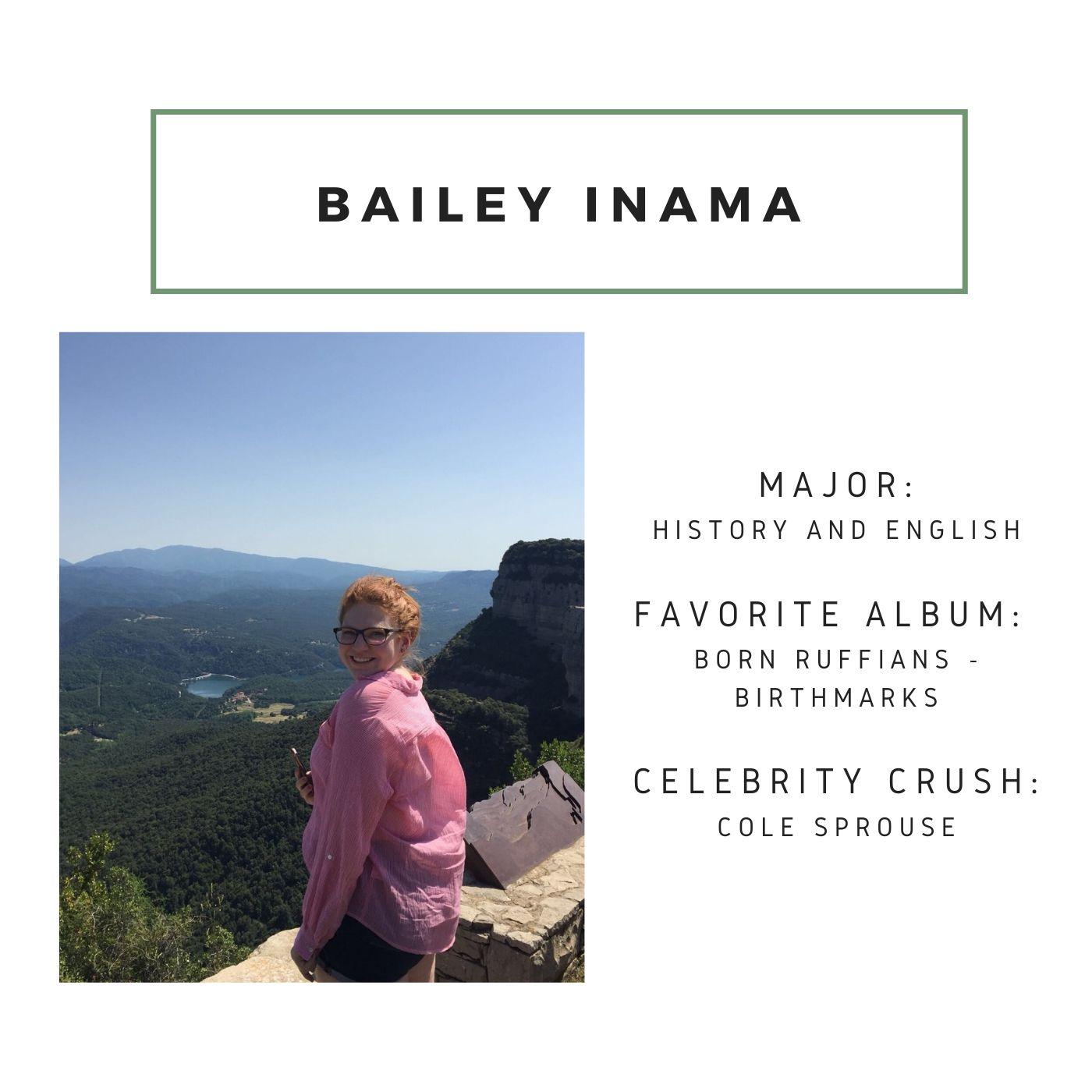 Bailey Inama