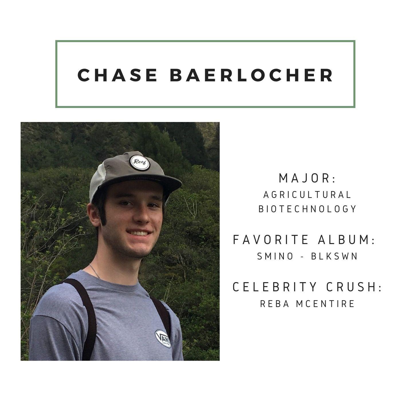 Chase Baerlocher