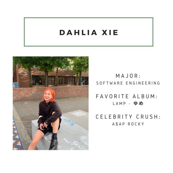 Dahlia Xie