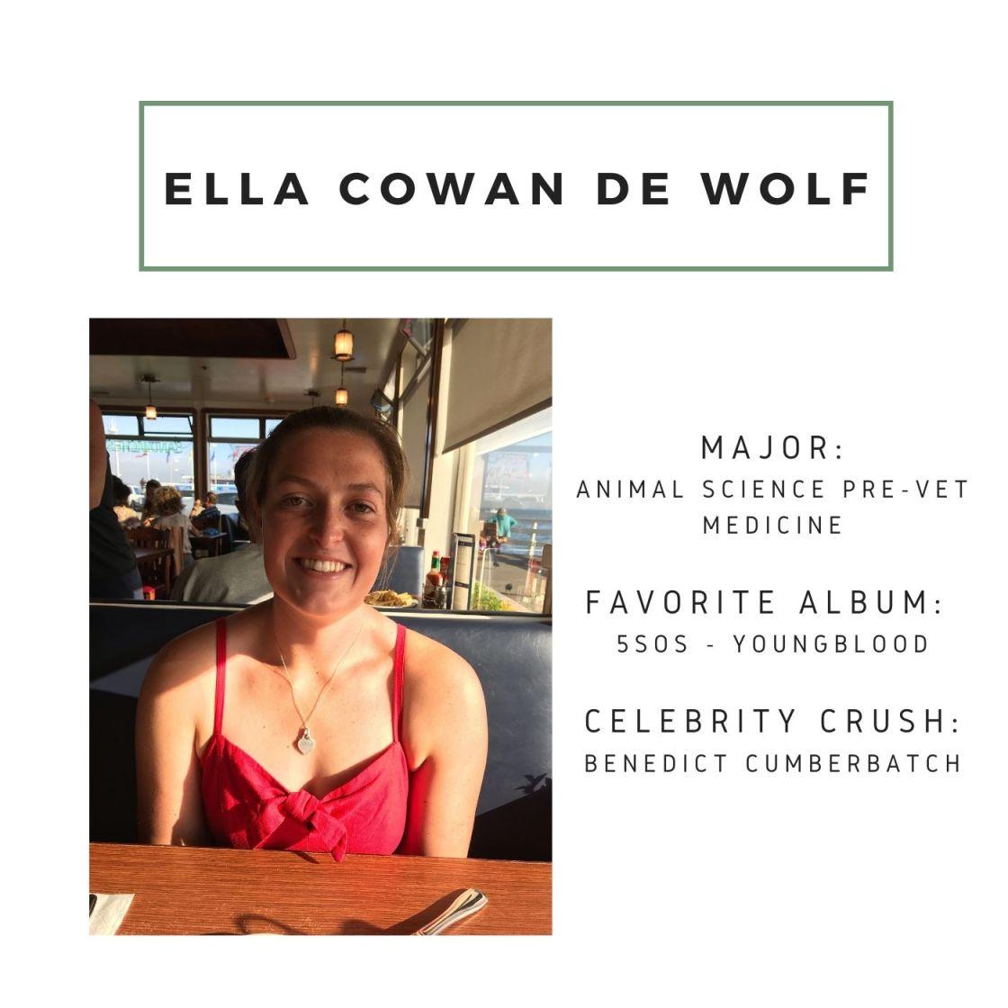 Ella Cowan de Wolf