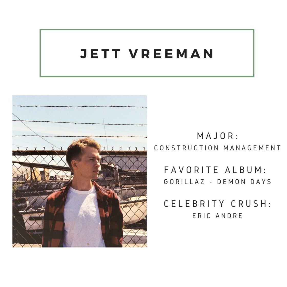 Jett Vreeman