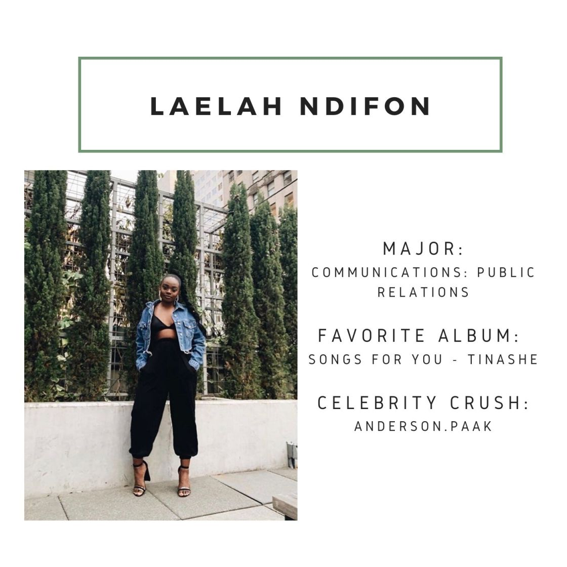 Laelah Ndifon