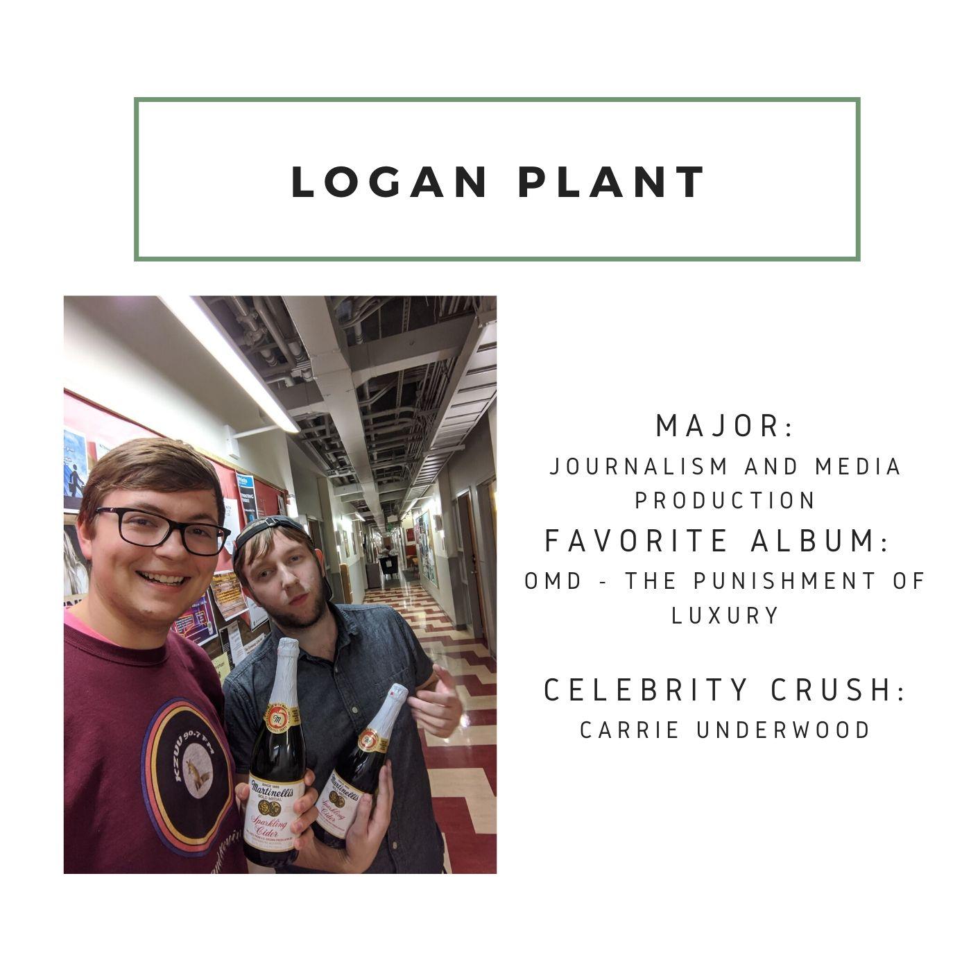 Logan Plant