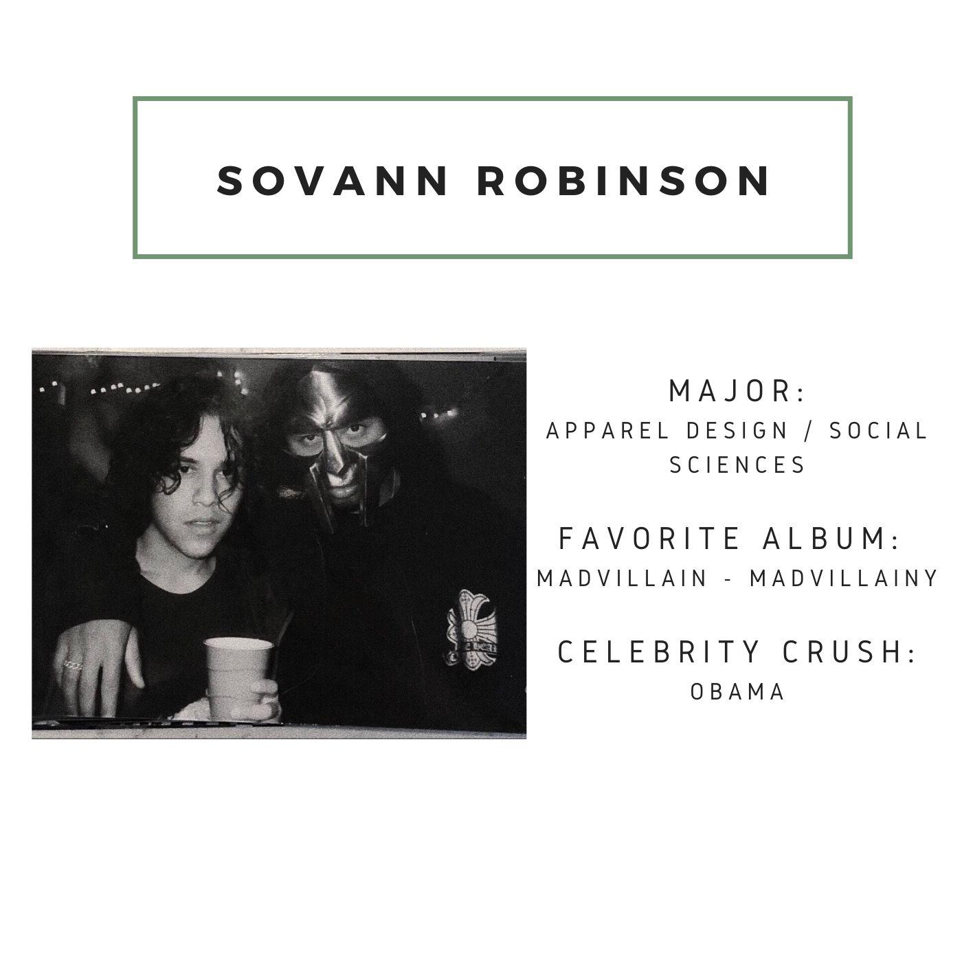 Sovann Robinson